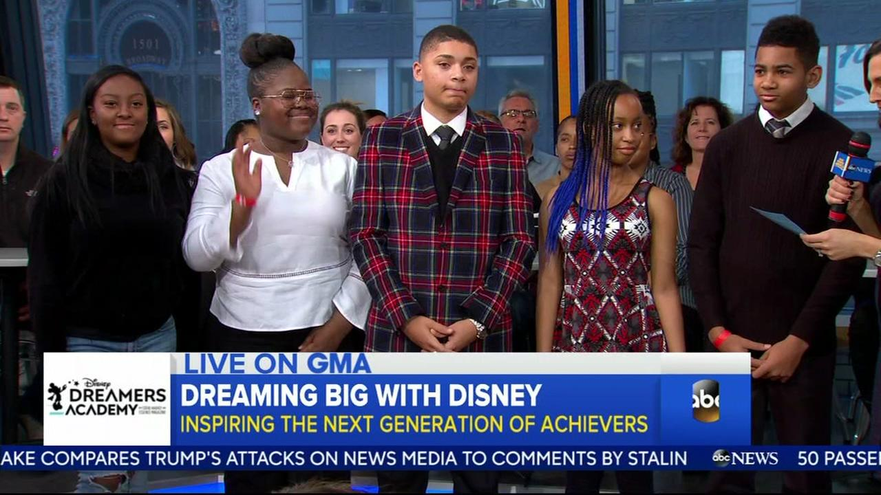 Local teen surprised with trip to Disney World