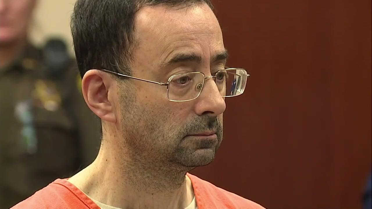 Ex-doctor's victims recount sex abuse as young gymnasts