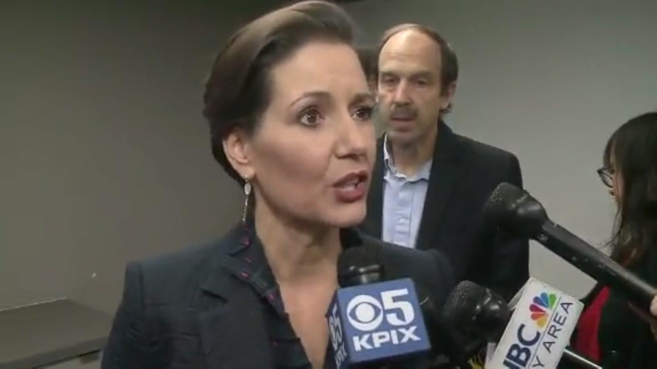 Oakland mayor Libby Schaaf says shes willing to go to jail over the citys no cooperation with ICE stance