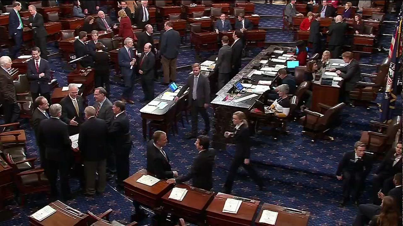 Government shutdown imminent as resolution fails in Senate