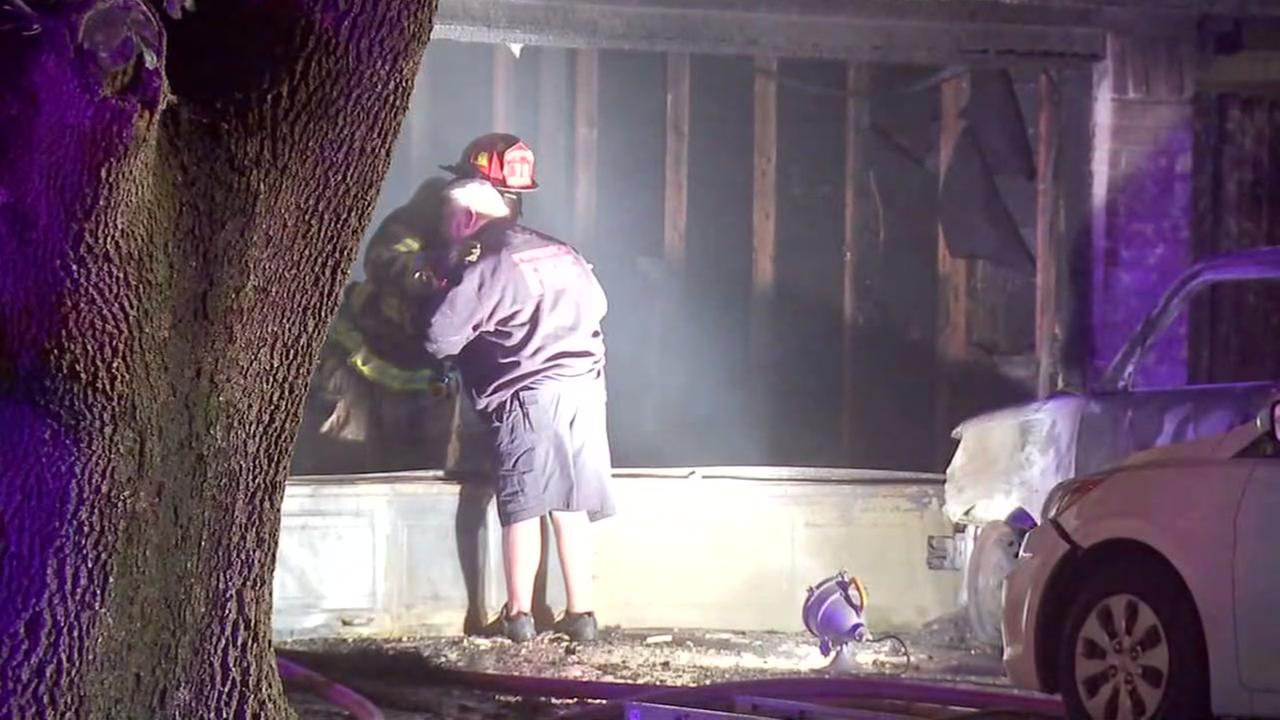 Authorities: 1 adult, 1 child dead in overnight house fire
