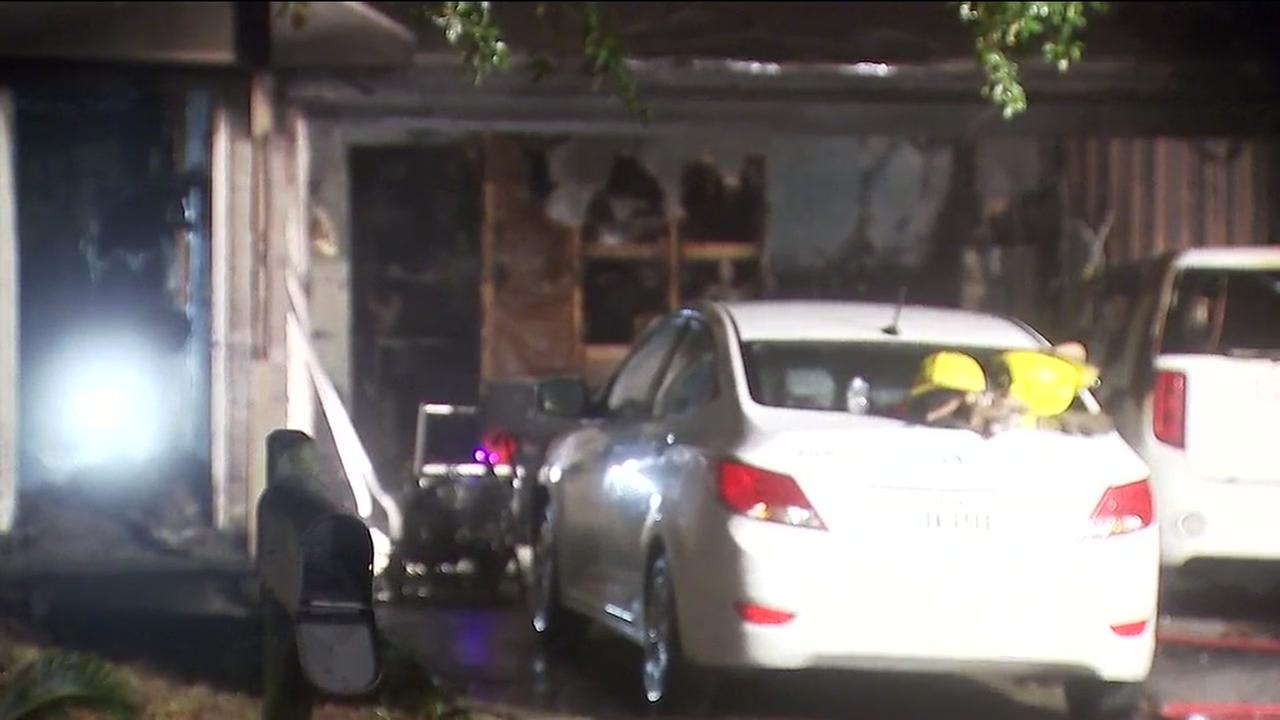 Authorities: Mom and daughter dead in Spring house fire