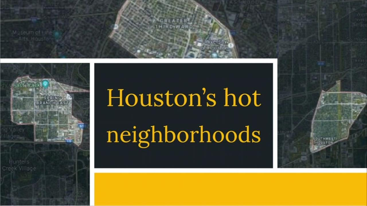 A look at Houstons hot neighborhoods