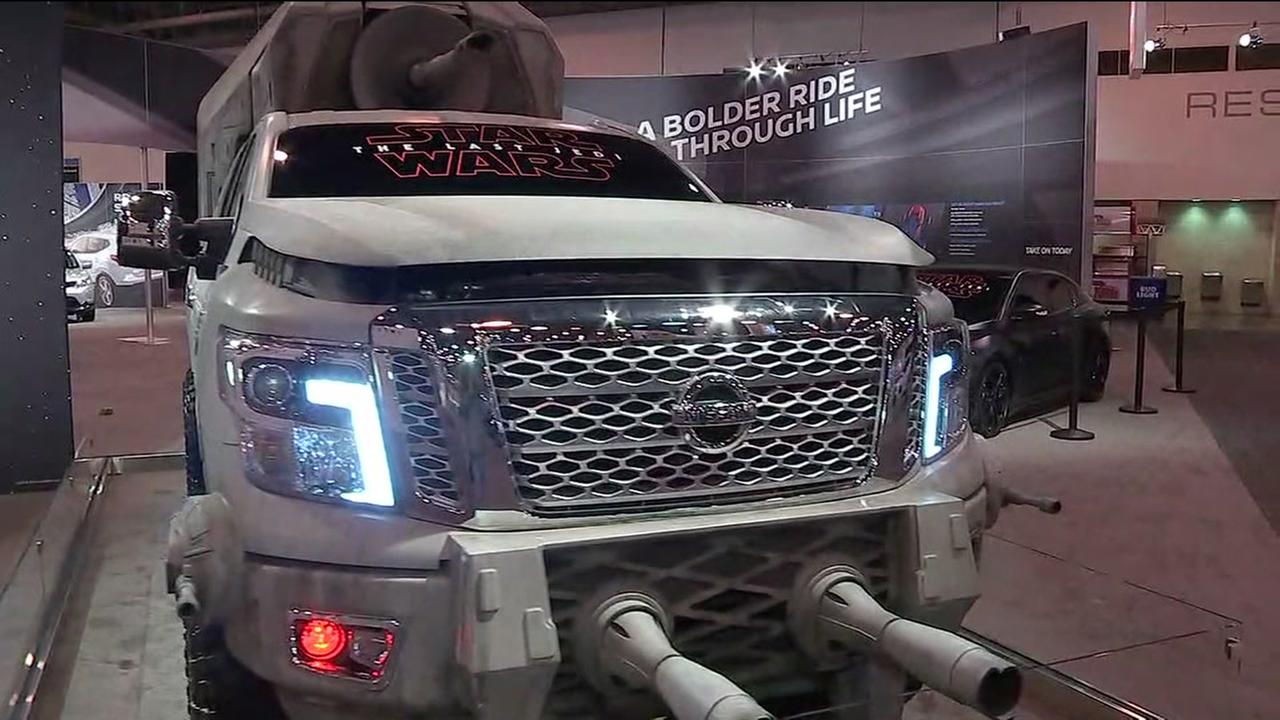 Heres what you can see at the Houston Auto Show