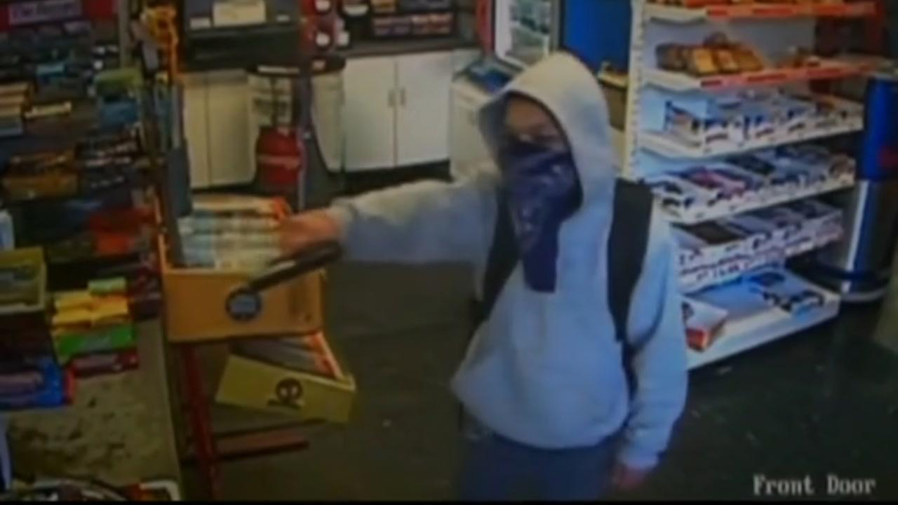 Police searching for robbery suspect they believe is 11-yers old