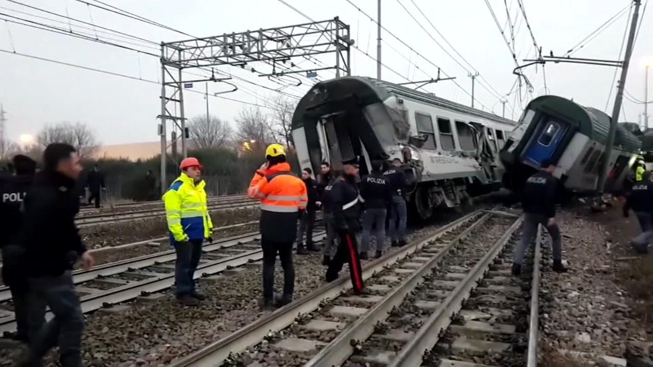 Milan train