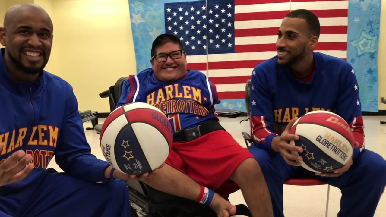 The Harlem Globetrotters