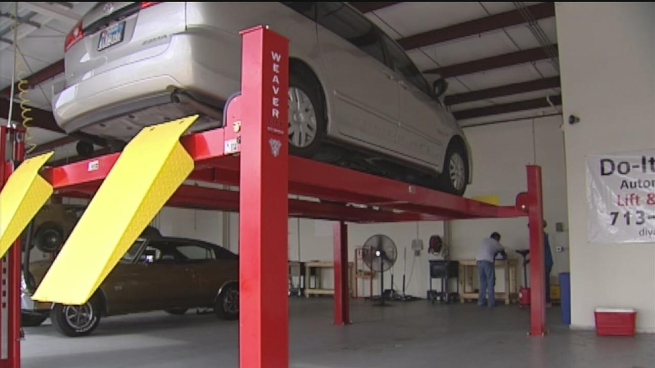 New business concept in houston offers garage space for rent new business concept in houston offers garage space for rent abc13 solutioingenieria