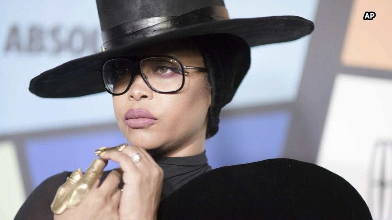 Eryka Badu in hot water over her statements about Hitler