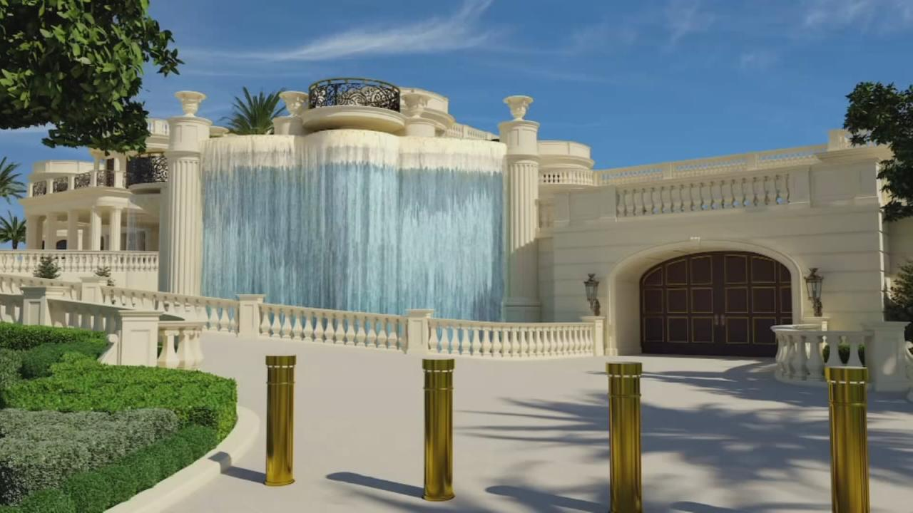 Florida palace becomes most expensive home on u s market for Expensive homes in florida