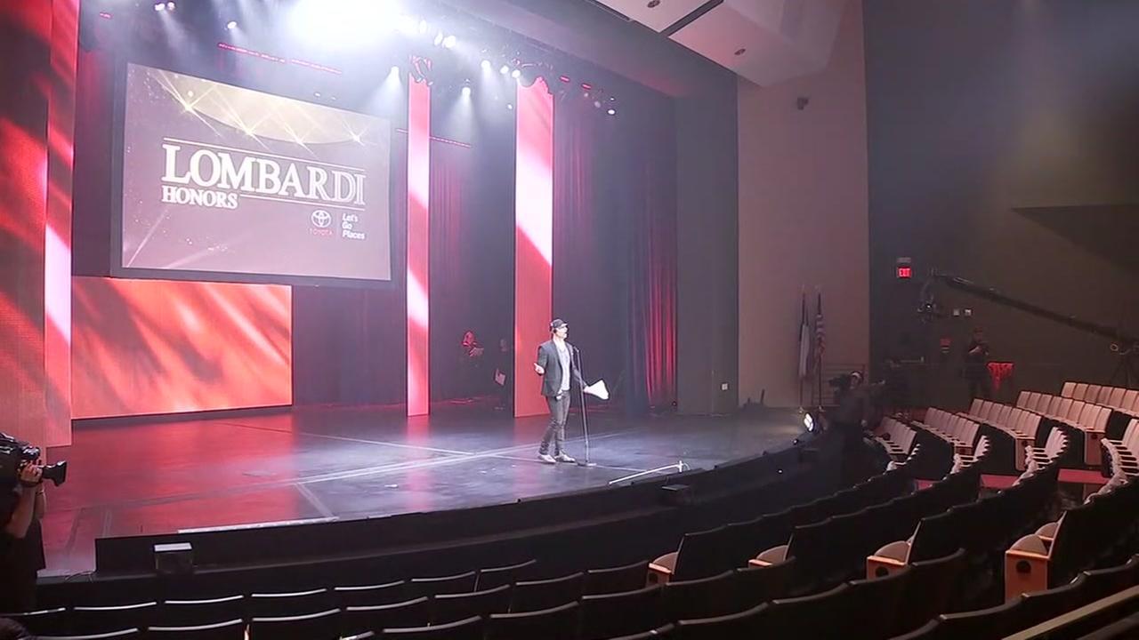 Lombardi Awards set for Saturday night in Houston
