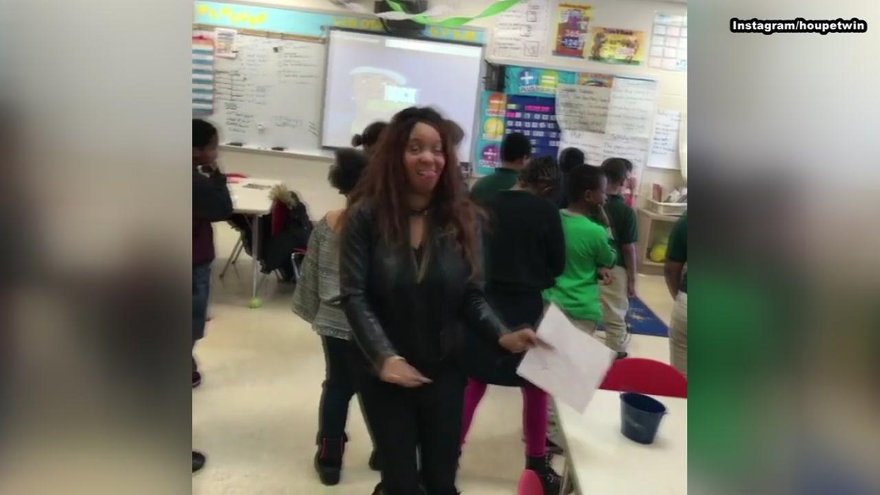 Rounding my Rock: Music helping students learn rounding in math