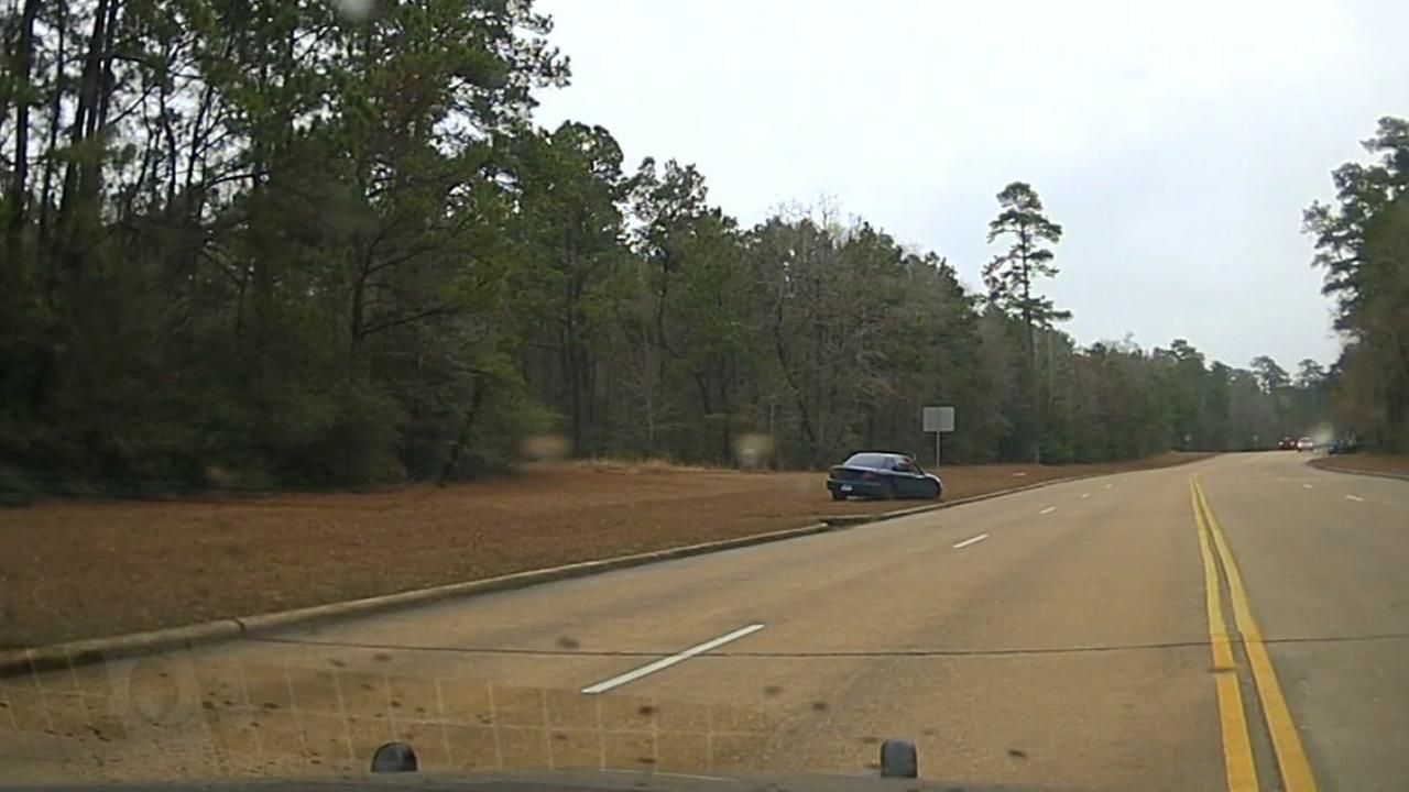 Dashcam video released of officer-involved shooting that killed a man