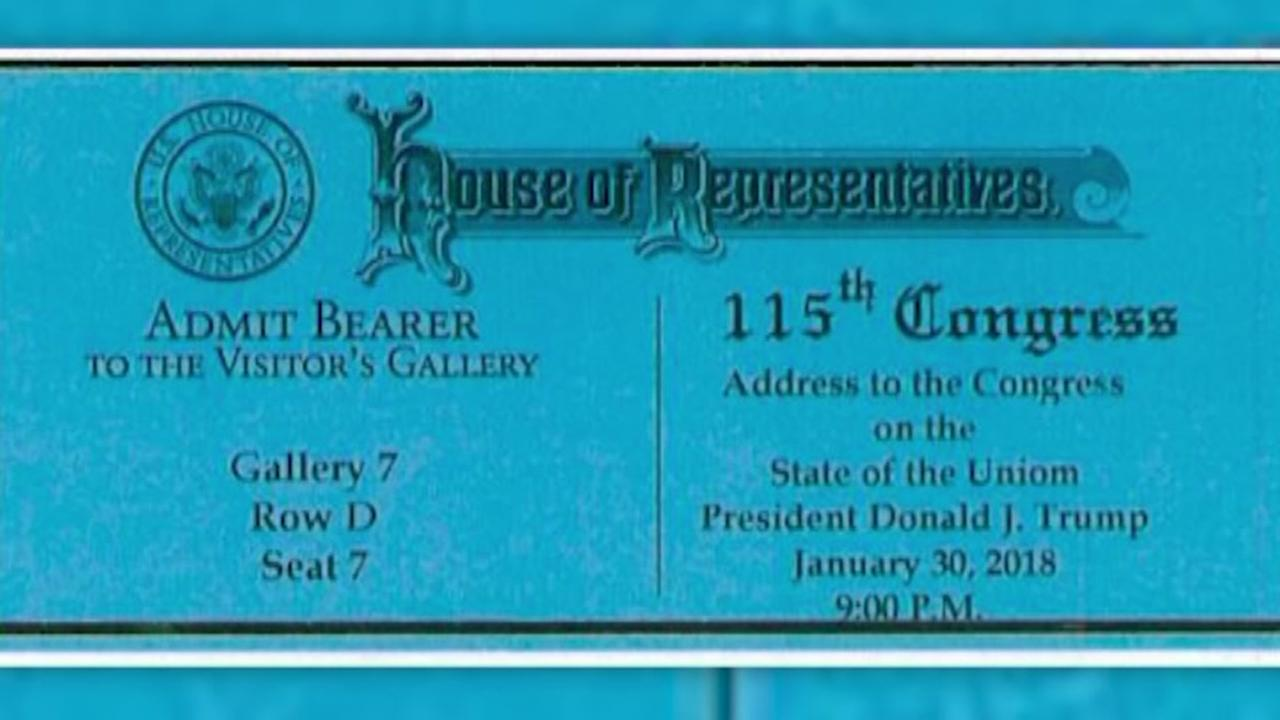 Typo on State of the Union tickets