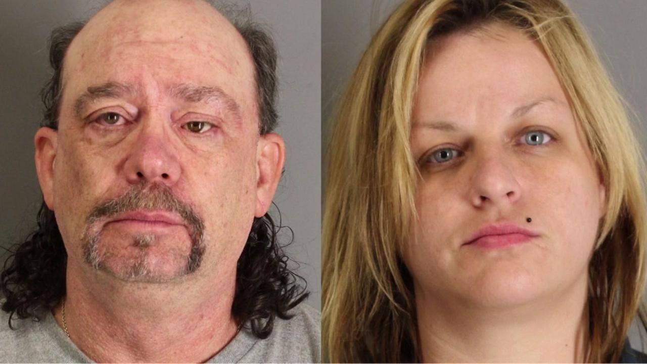 Man and step-daughter allegedly found with Fentanyl