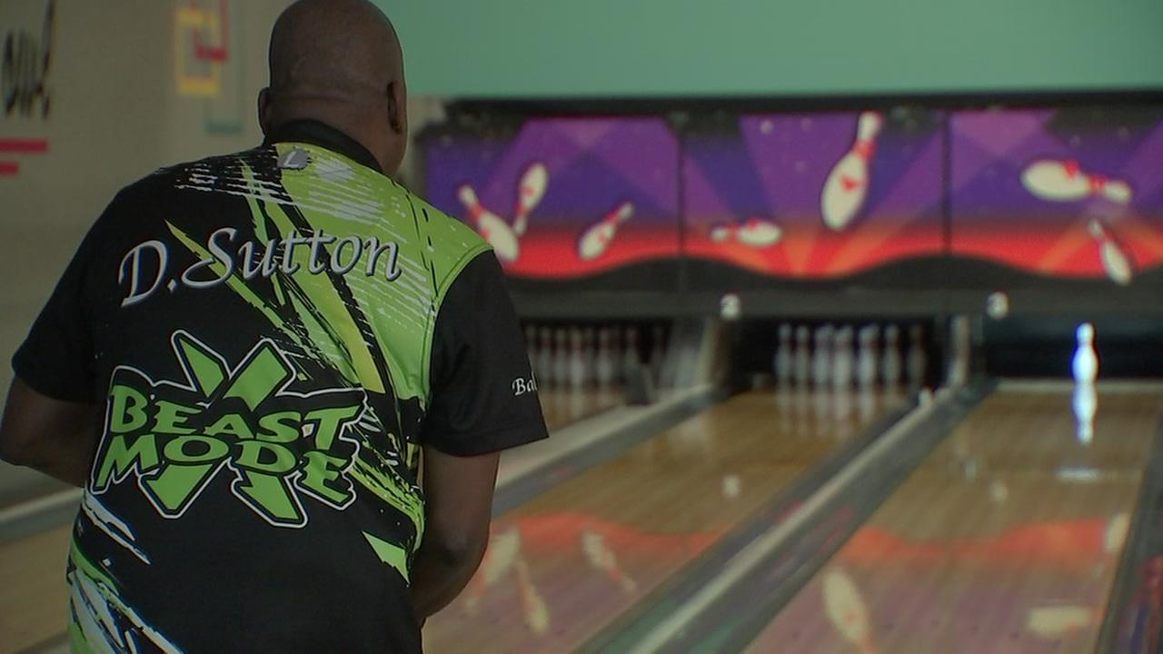 Heart attack survivor becomes bowling champion