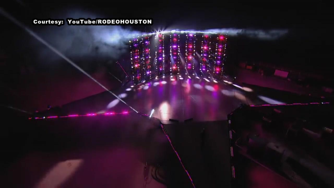 Check out the new RodeoHouston stage