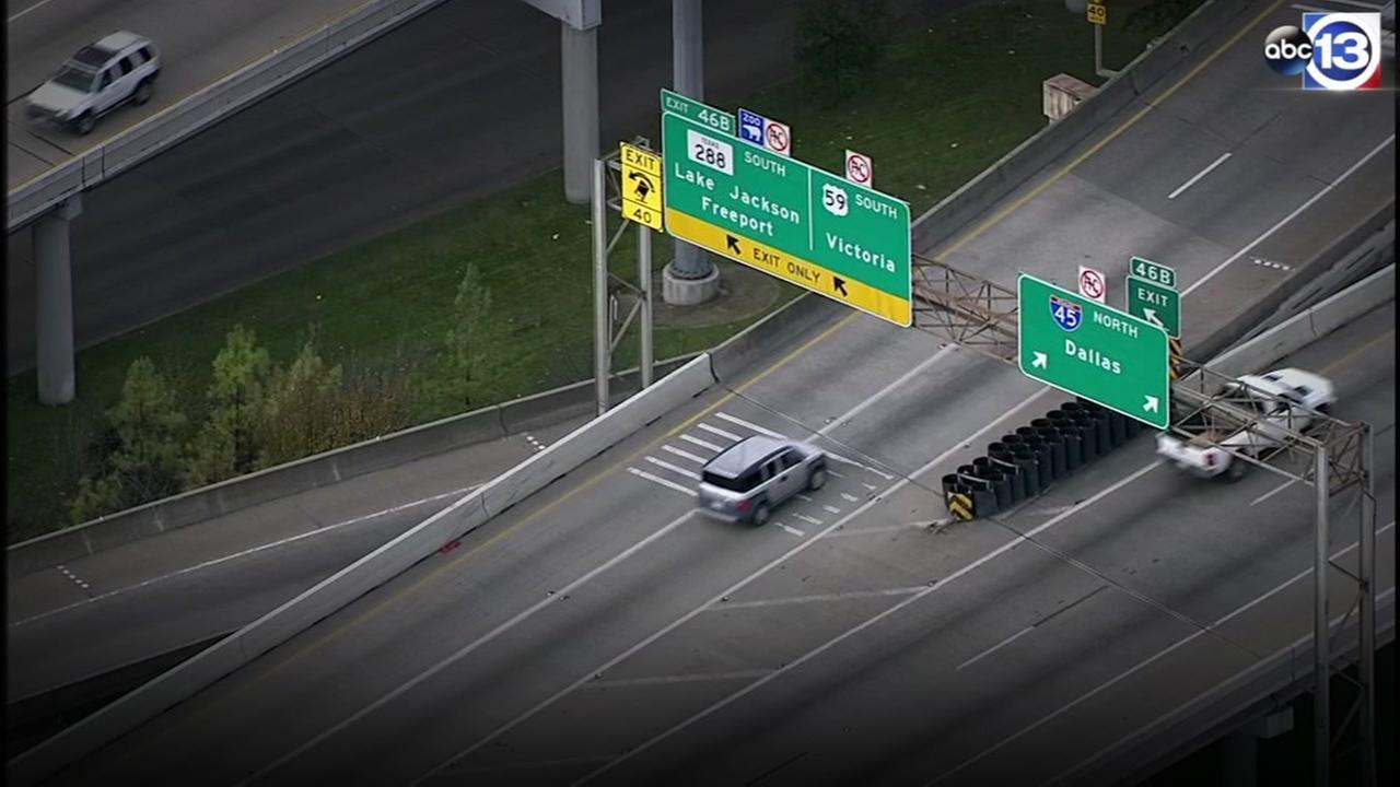 Houston highway names
