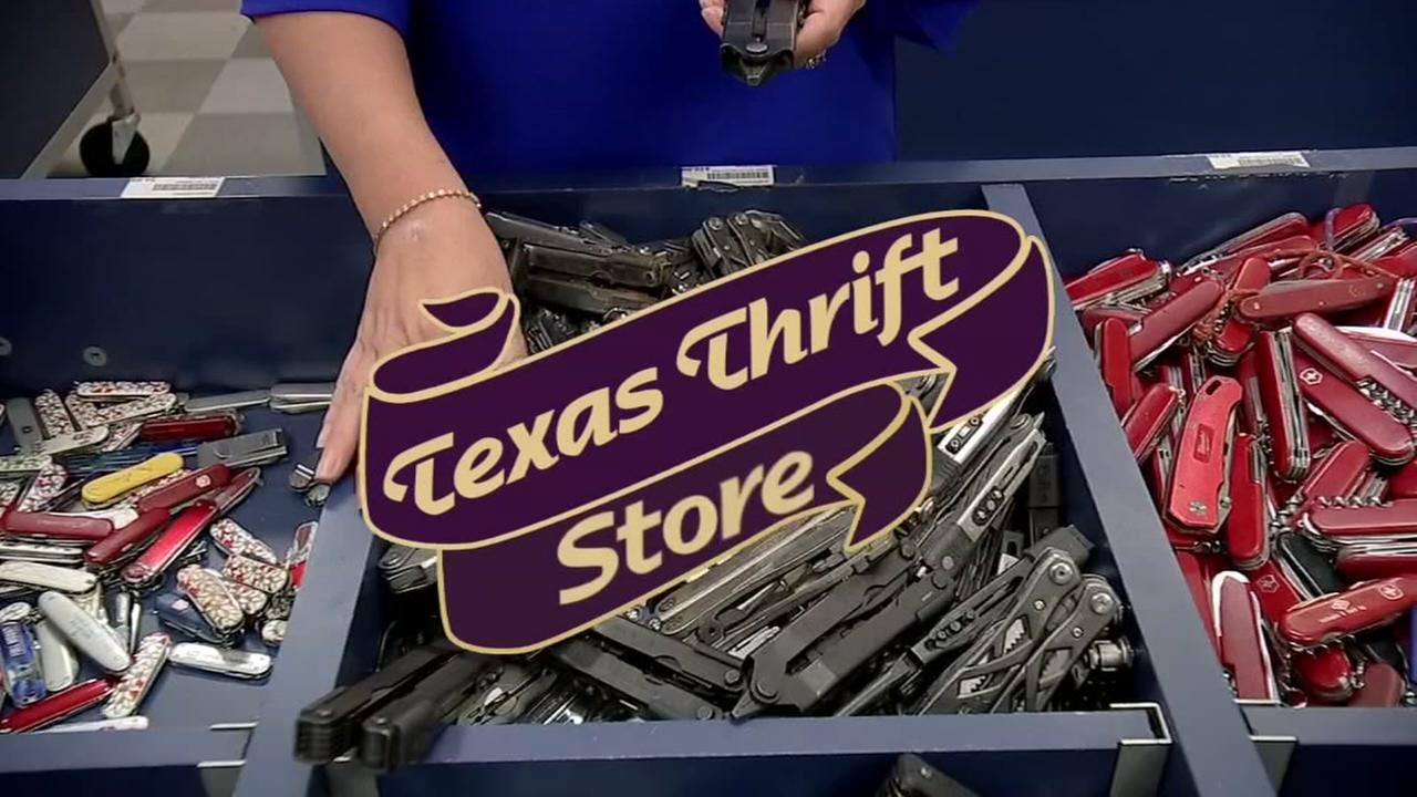 Texas Thrift Store