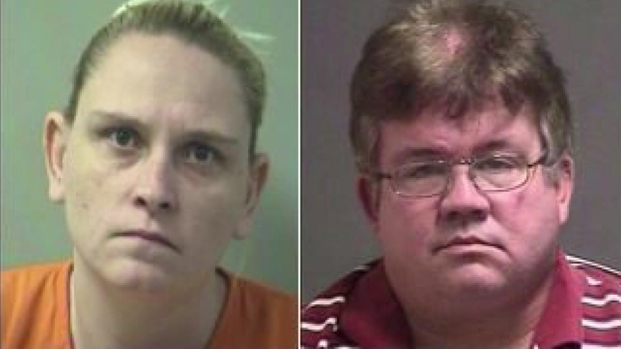 Parents charged with faking sons brain cancer for money