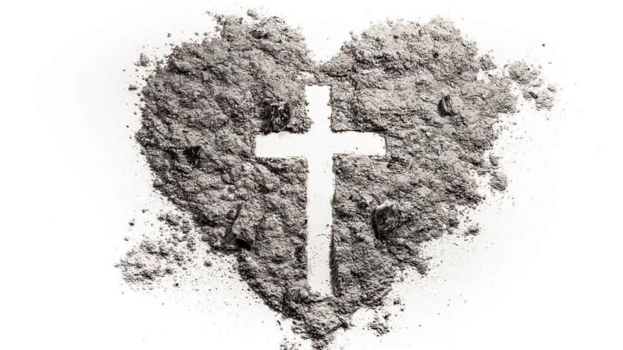 What happens when Ash Wednesday and Valentines Day overlap?