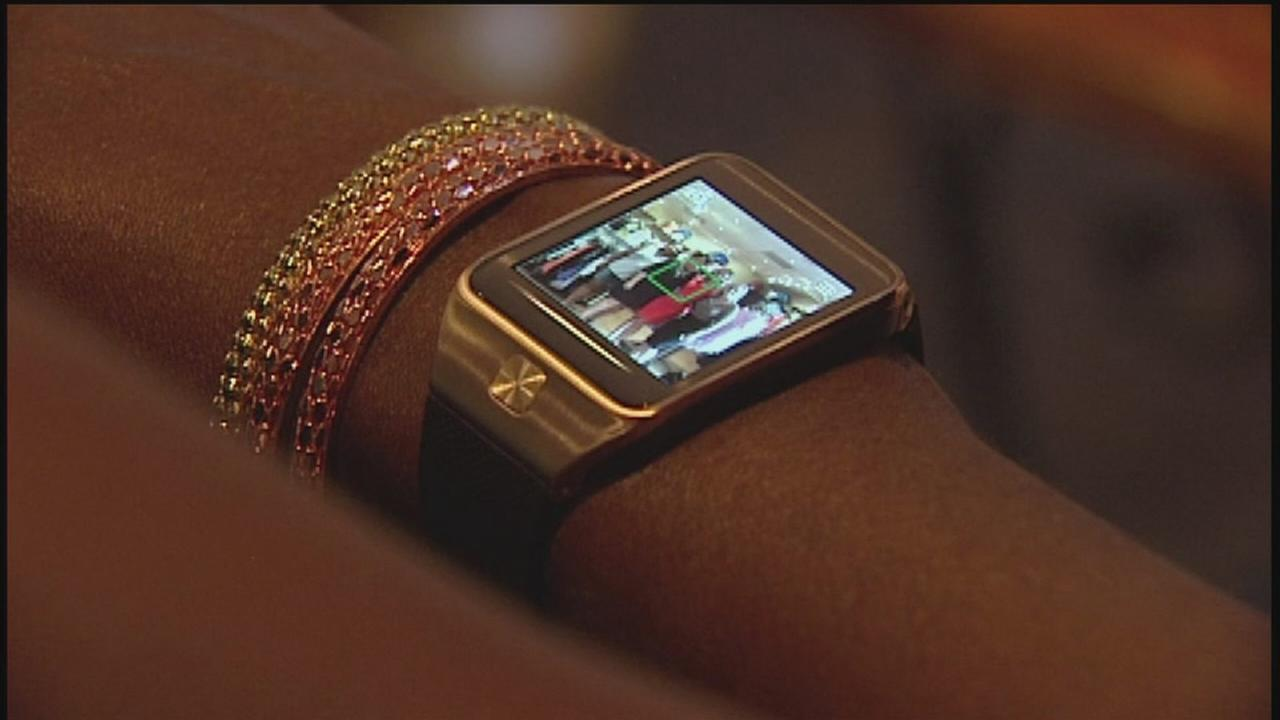 Wearable technology becoming part of fashion trends