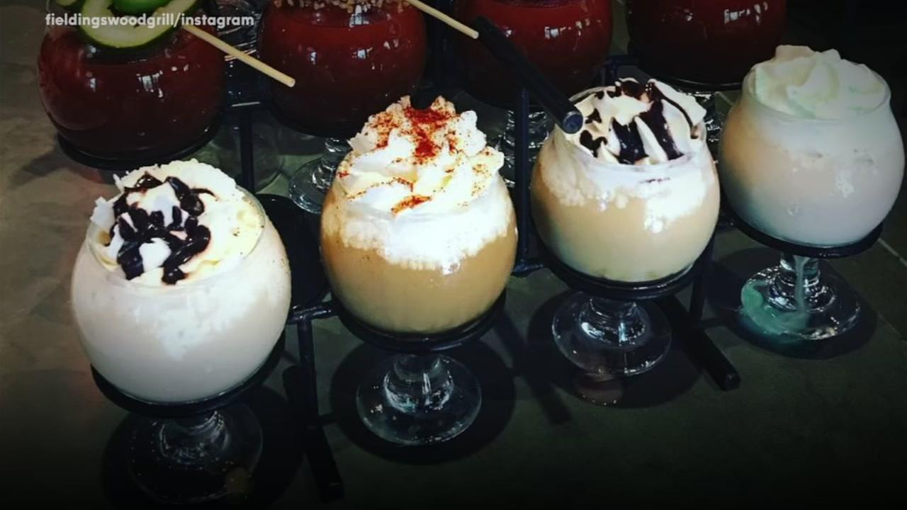 Where to find drink flights in Houston area