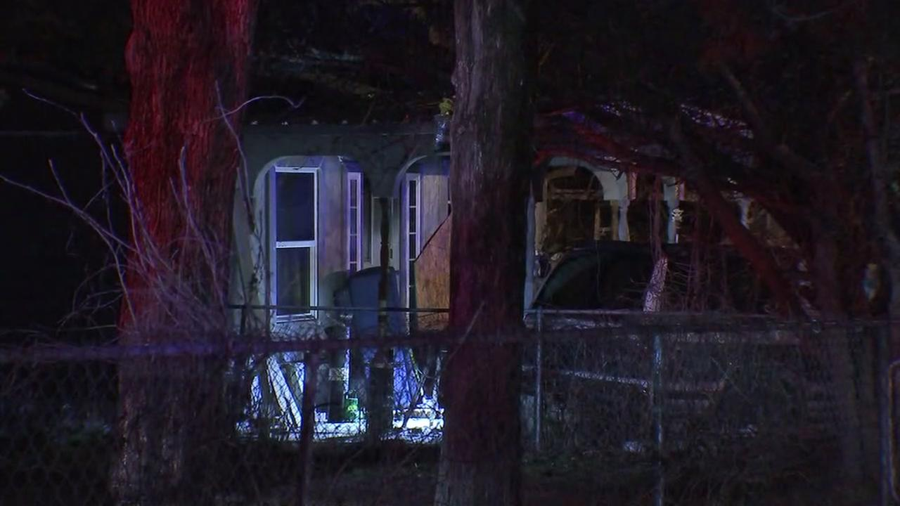 Family of 6 unharmed by fire