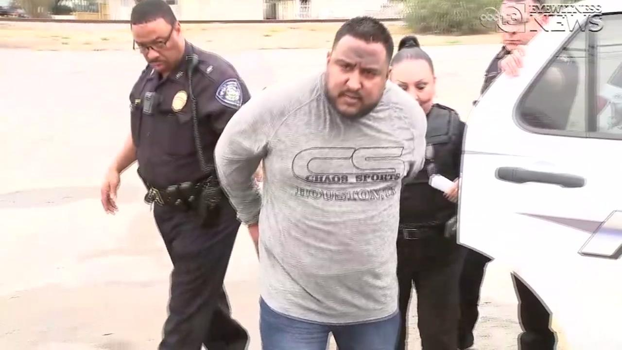 Ex-Jacinto City Little League president in handcuffs
