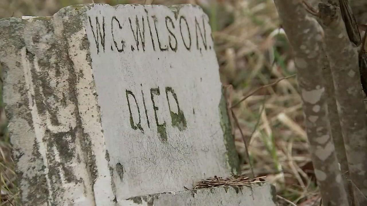 Houston 5th Ward cemetery in need of cleanup