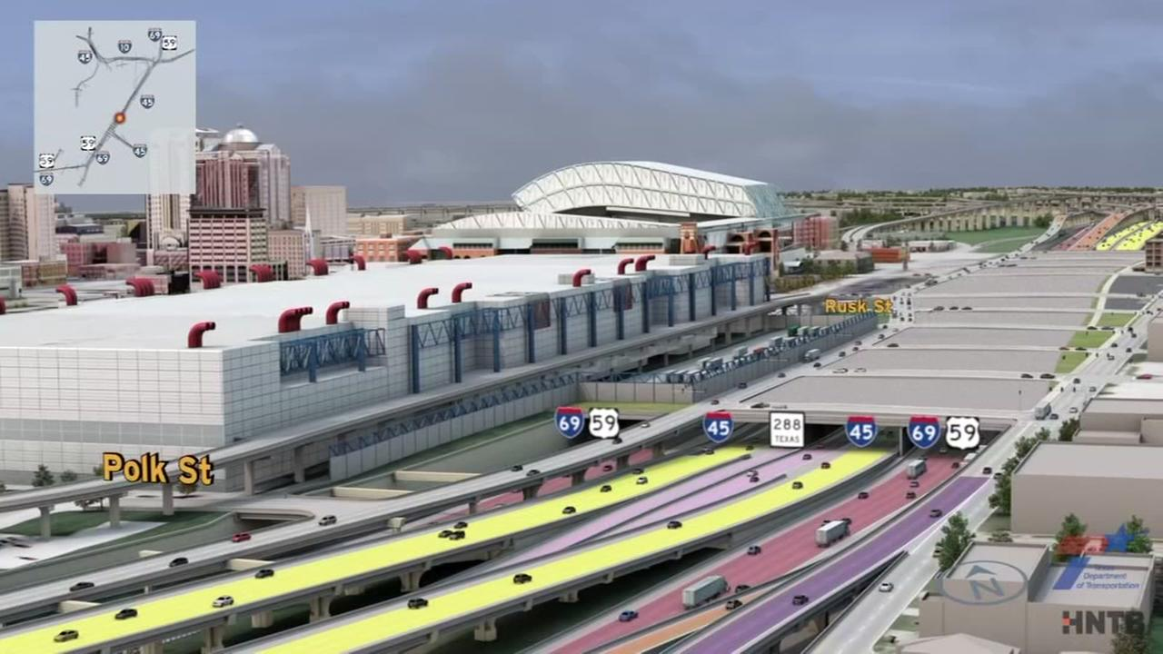 I-45 expansion