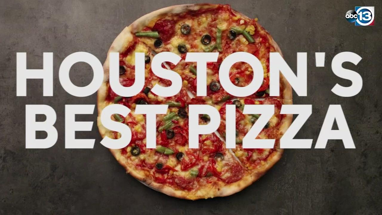 Houstons 10 best pizza places