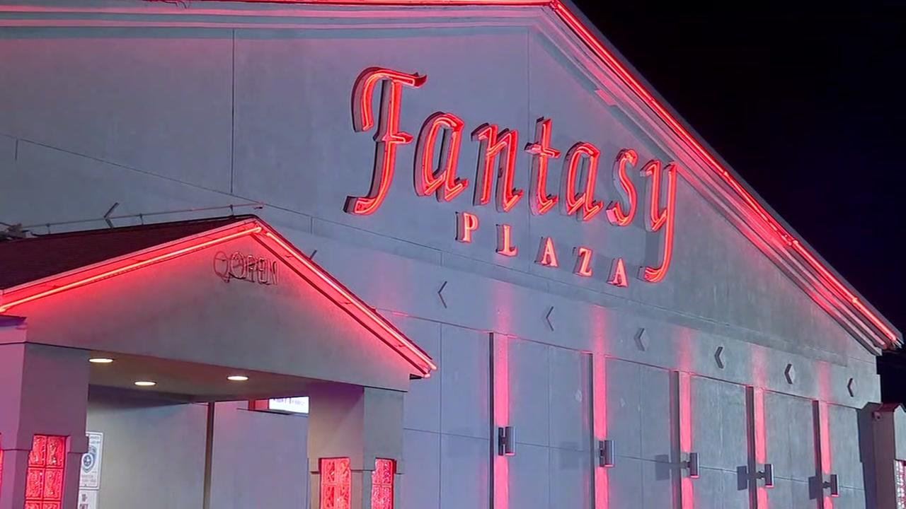 Teen allegedly rescued from Fantasy Plaza Cabaret