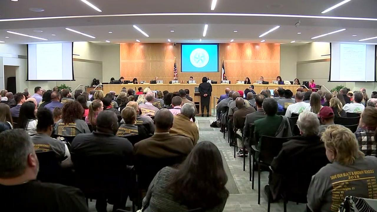 HISD postpones vote on $208M budget shortfall