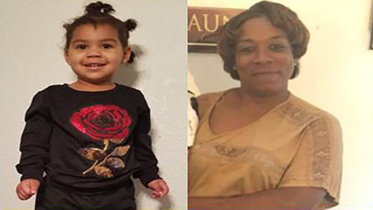 Amia Blanton is suspected to be with Levita Gant