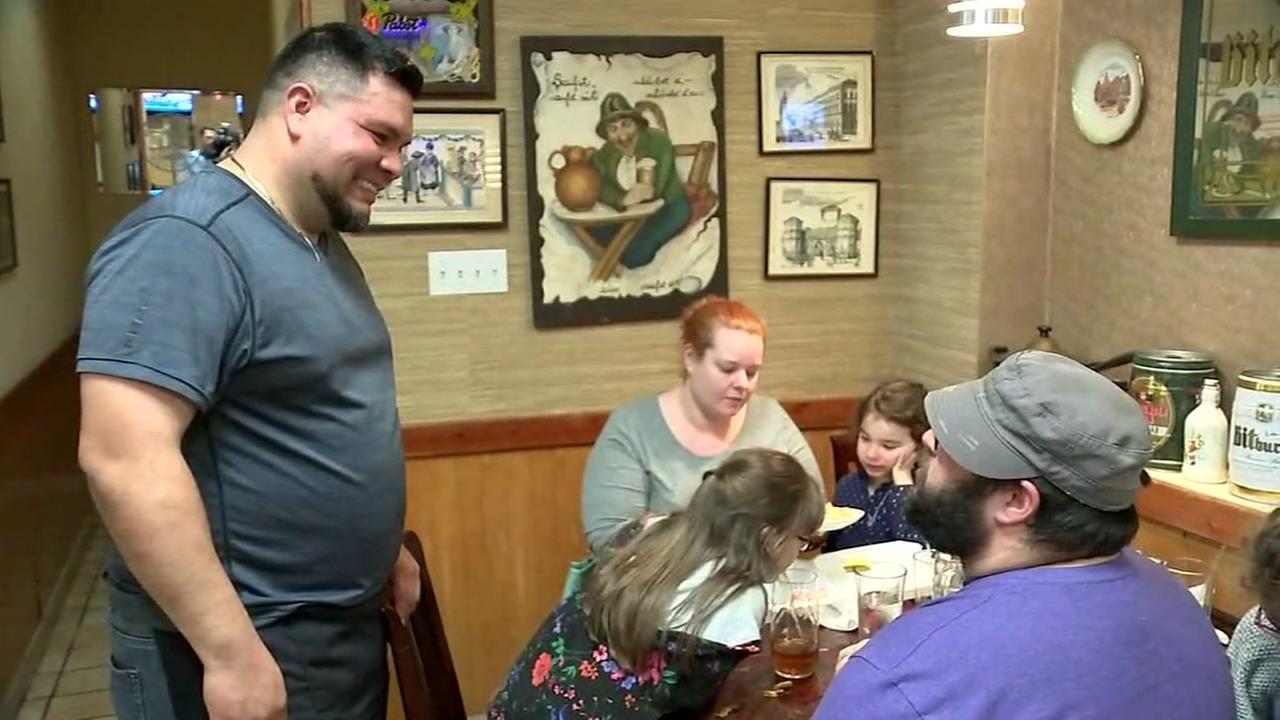 Restaurant back in business after viral post