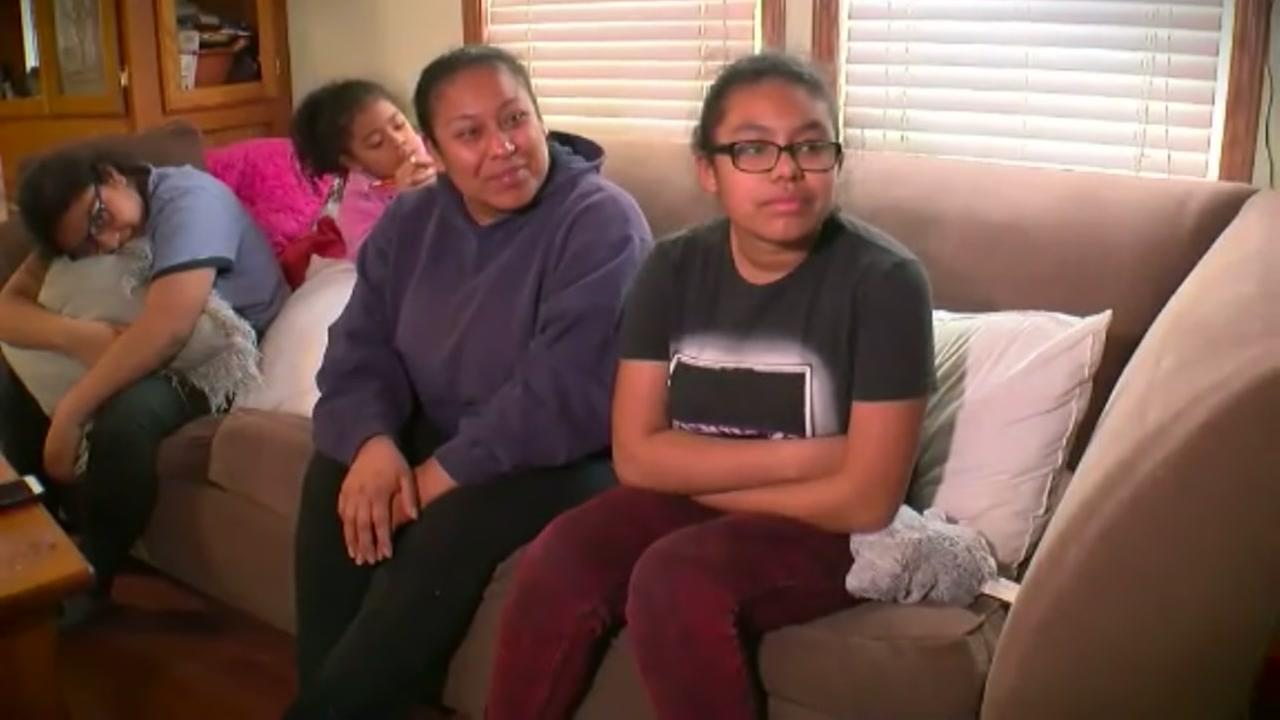 Family says father targeted by ICE after speaking up for immigrants rights