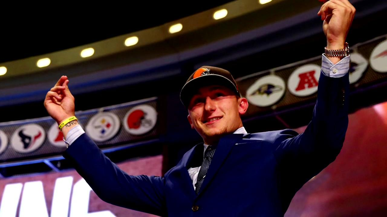 Johnny Manziel opens up on Good Morning America