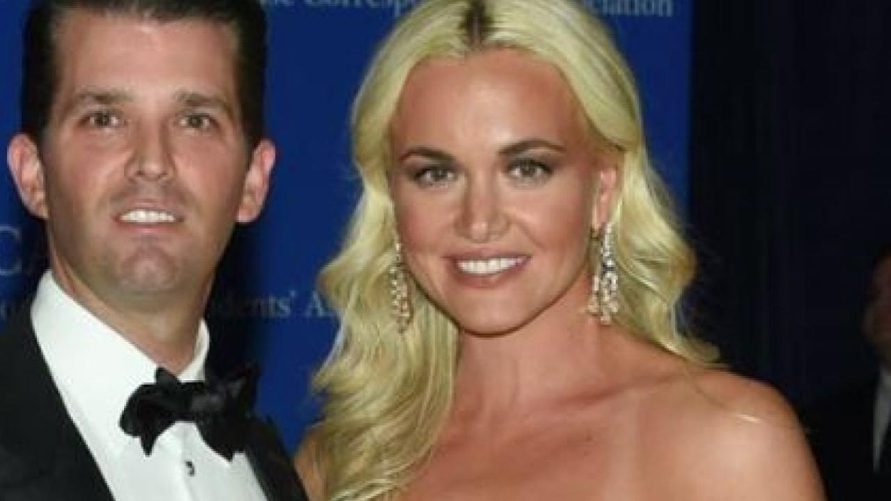 Vanessa Trump opened a letter with suspicious white powder