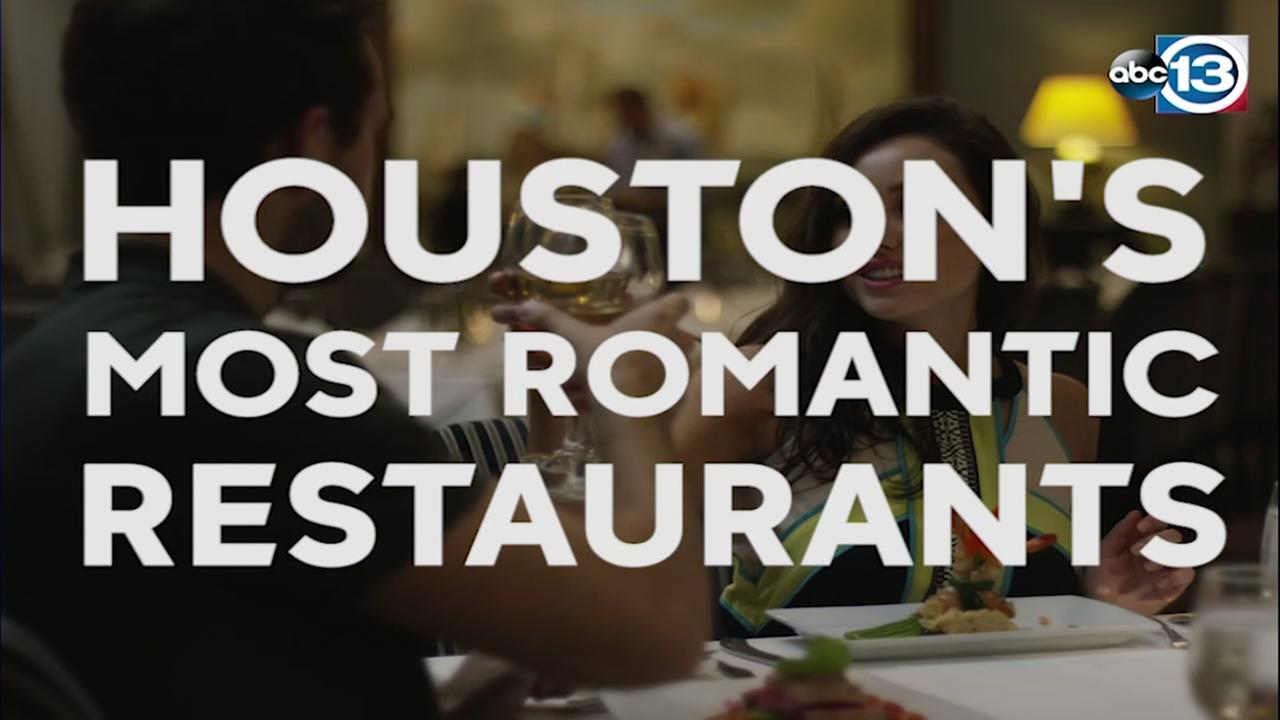 Houstons top ten most romantic restaurants