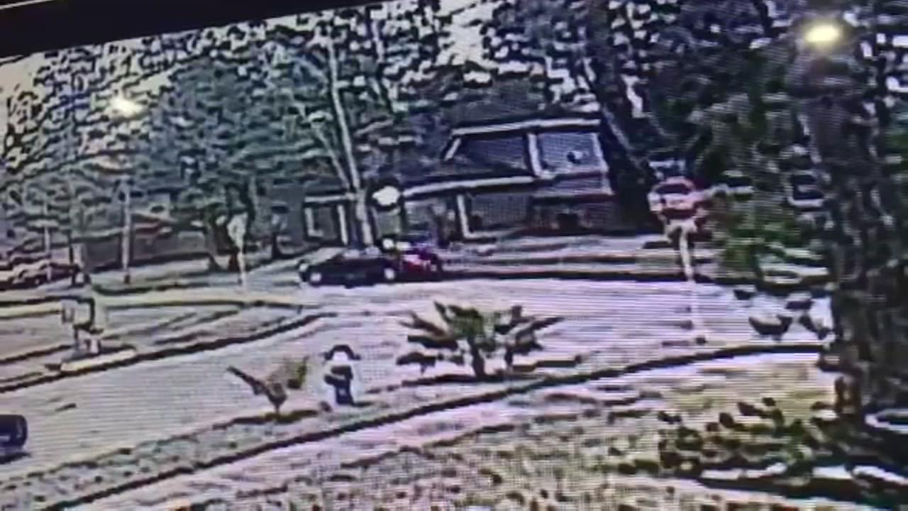 Carjackers caught on video attacking Uber driver in Fort Bend County