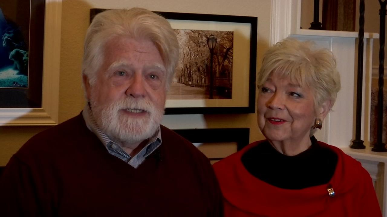 Couple married 54 years shares love advice