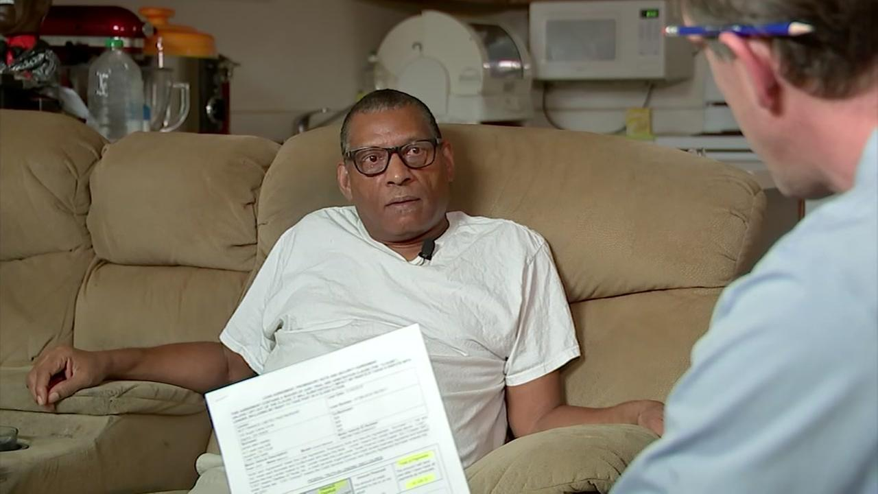 Turn to Ted: Man with disability struggles with rent