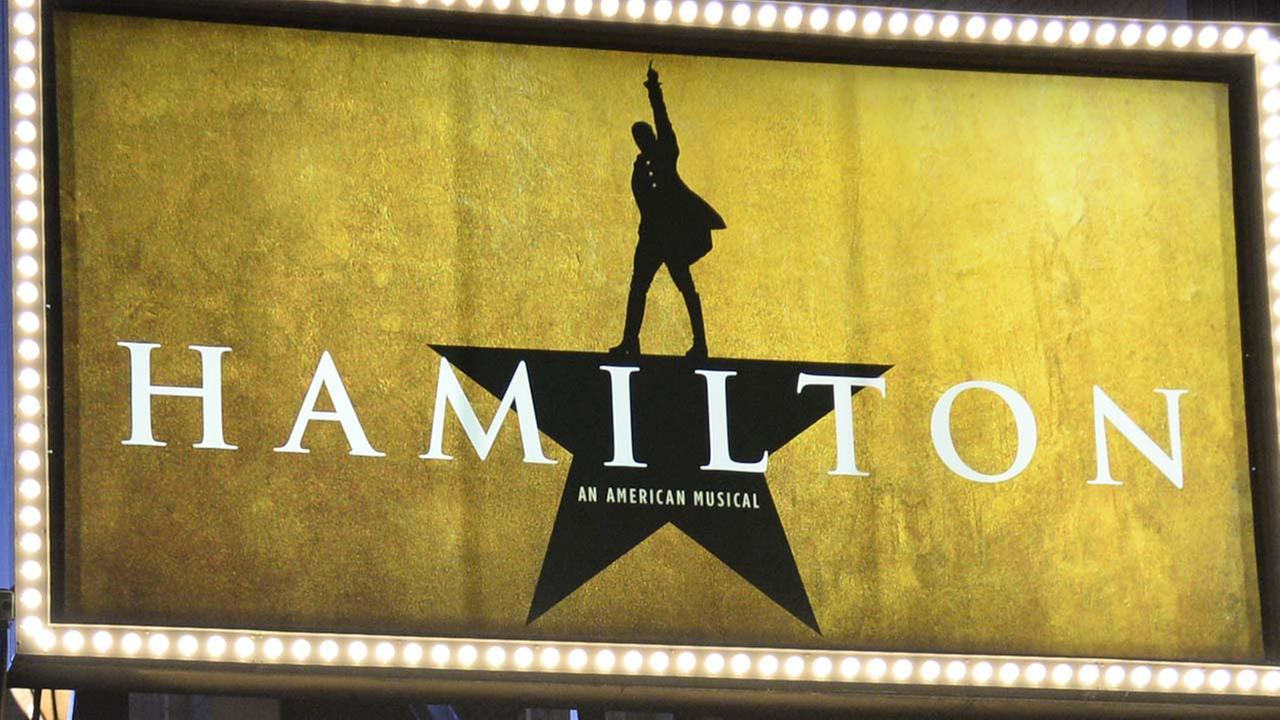 Hamilton coming to Houston