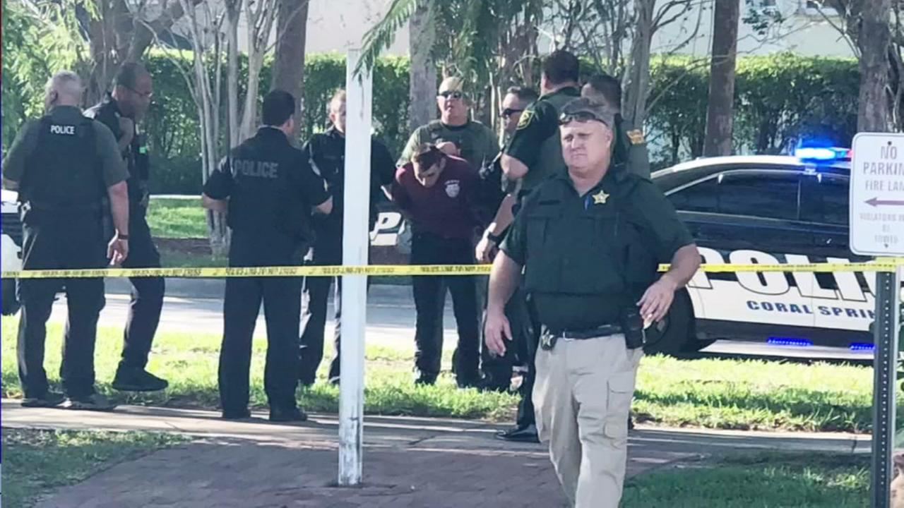 17 dead in shooting at Florida high school