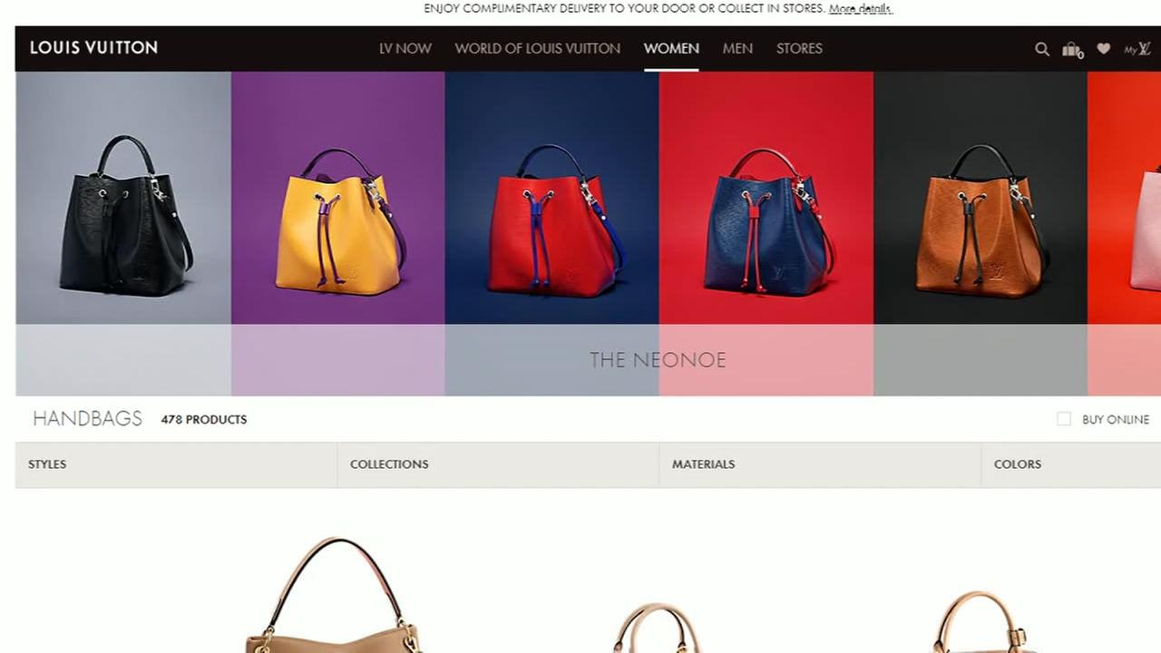 Sellers of fake Louis Vuitton bags wanted in Baytown