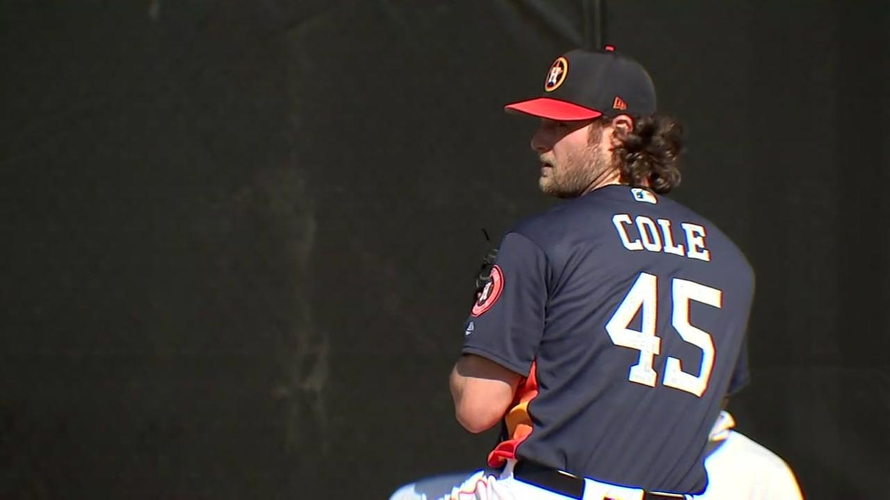 New Astro Gerrit Cole ready to be a part of something special