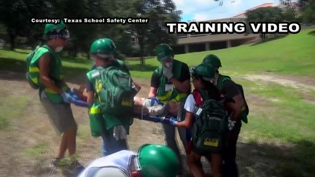 Texas schools get trained on active shooter situations all in one place