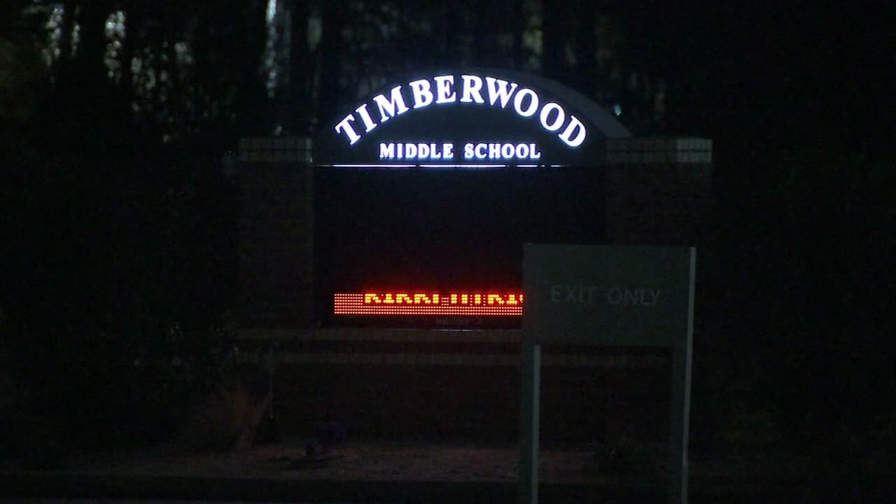 Heightened security at dance at Timberwood Middle School