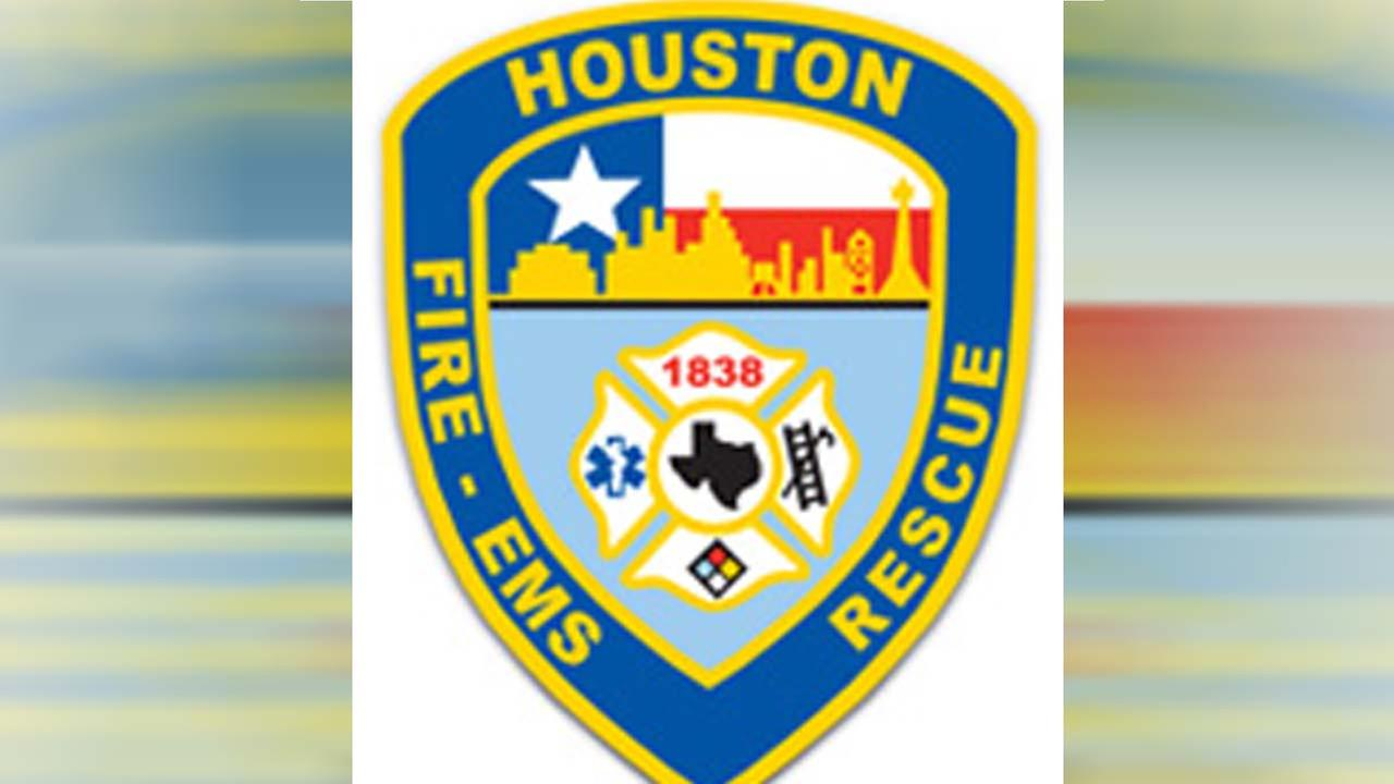 Houston firefighter relieved of duty
